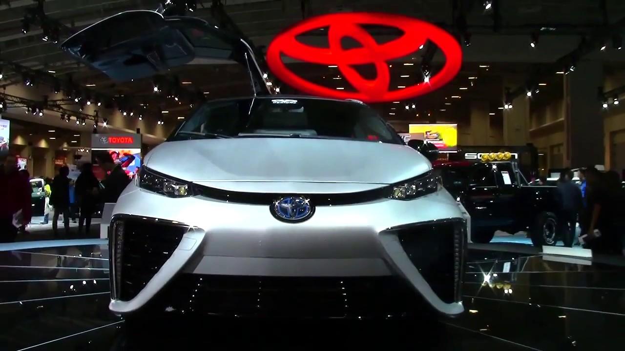 Toyota Hybrid Prius 2017 Washington Dc Auto Show 2016
