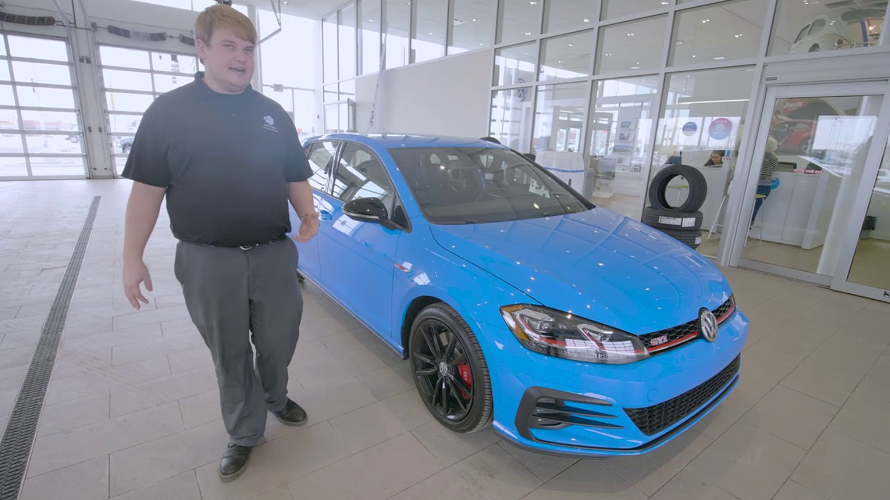 Crystal Lake Vw >> 2019 Golf Gti 2 0t Rabbit Edition At Vw Of Crystal Lake Il
