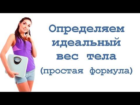 Как посчитать идеальный вес женщины по возрасту