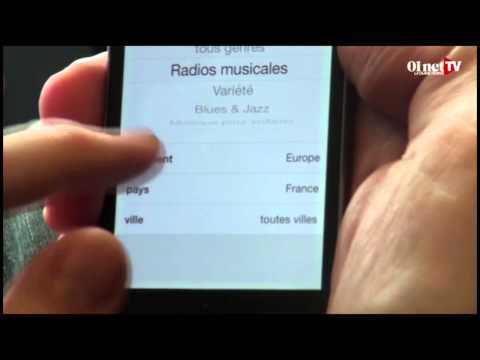 Orange Radio, écoutez des radios du monde entier (test appli smartphone)