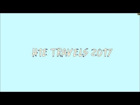 H1E TRAVELS 2017! (TORIL AND CALINAN)