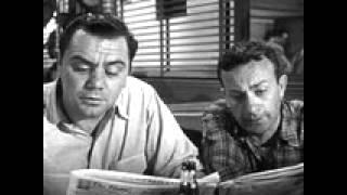 Remembering Ernest Borgnine, Barry Becher