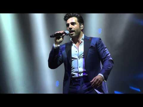 David Bustamante - Miente - 15.11.2014 Málaga