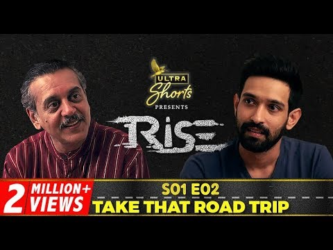 Rise | Webseries | S01E02 | Take That Road Trip | Cheers!