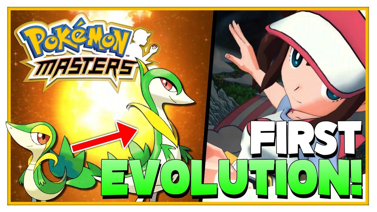 Pokmon Master' Evolutions: How to Evolve Pokmon