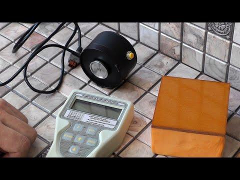 Как проверить влажность бетона