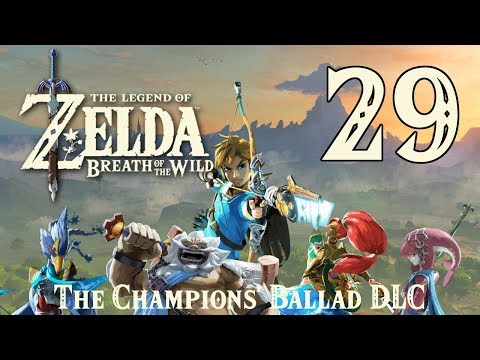 Armor hunting in the wild... | Breath of the Wild (The Champions' Ballad DLC) | Part 29