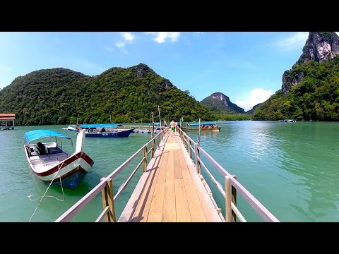 1 MONTH TRIP IN ASIA 2017 -- MALAYSIA AND VIETNAM -- GOPRO TRAVEL