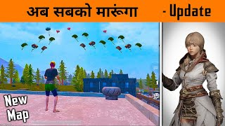 😩 New Map - New Hot Drops - PUBG Mobile 0.19.0 New Livik Map Hotdrop Gameplay