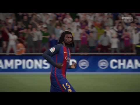 FIFA 18 ICON EDITION GAMEPLAY