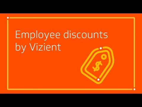 Employee Discounts By Vizient For Member Hospital Employees