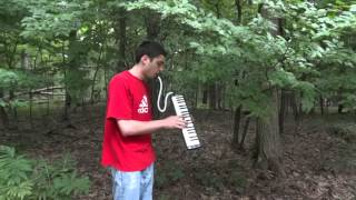 Hohner Performer 37 Melodica Test