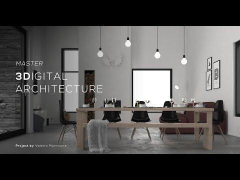 Rainbow Academy 2019 3Digital Architecture Graduation Reel