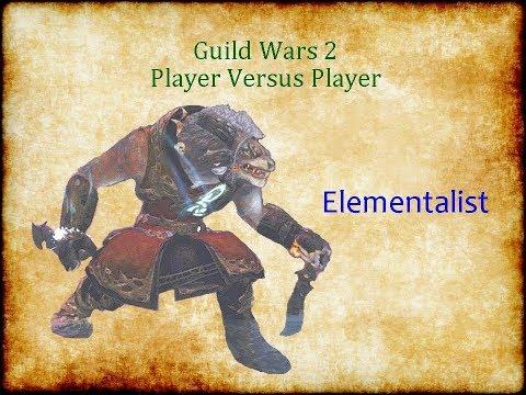 Guild Wars 2 PvP (Elementalist(Weaver))