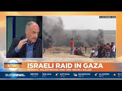 Israeli raid in Gaza | #GME