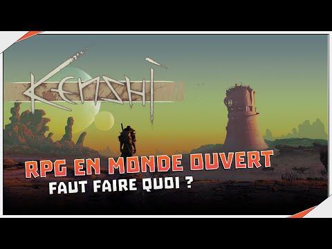 Kenshi   Découverte : RPG Sandbox Au Top !