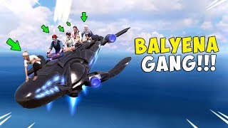 """Balyena Gang!"" (ROS Fun Gameplay)"