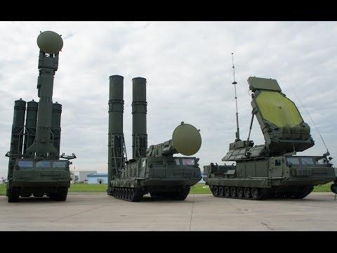 Войсковой ЗРК С-300В(4)