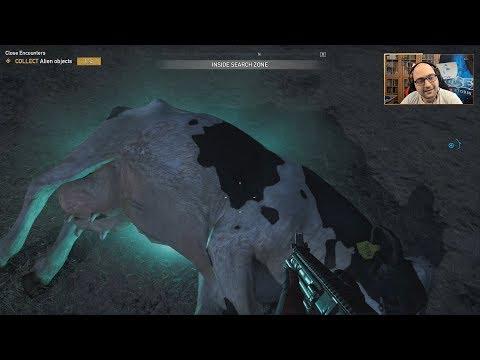ИЗВЪНЗЕМНИ КРАВИ   NoThx & Qforina играят Far Cry 5   #4