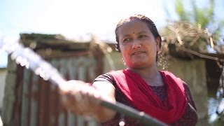Clean Water Brings Hygiene and Happiness in Nepal's Small Towns
