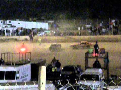 Pure Stock Main #2 @ Harris Speedway September 27th 2014