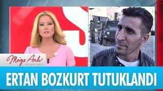 Ertan Bozkurt tutuklandı - Müge Anlı İle Tatlı Sert 20 Eylül 2018
