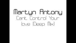 Martyn Antony - Can