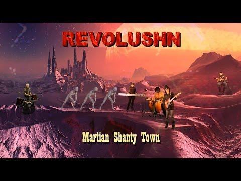 Martian Shanty Town
