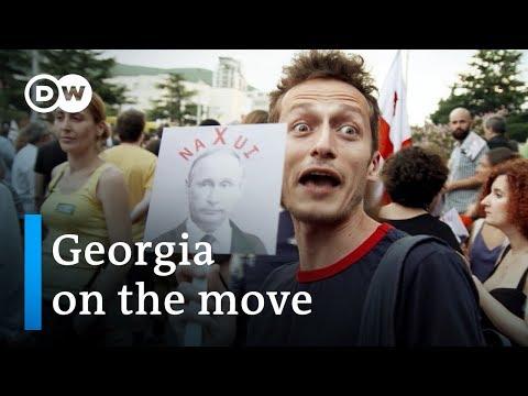 Georgia Between Europe And Stalin | DW Documentary