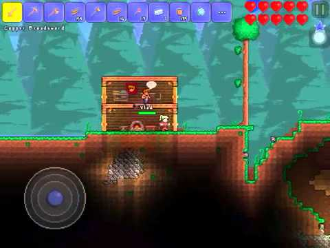 Terraria Ios Lets Play