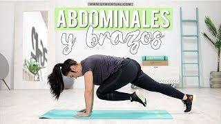 Entrenamiento intenso | abdomen fuerte y brazos definidos
