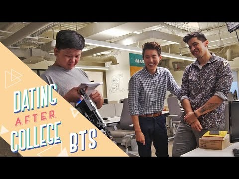 Dating after college wong fu reddit