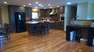 A Kitchen Remodel In Bozeman, Montana