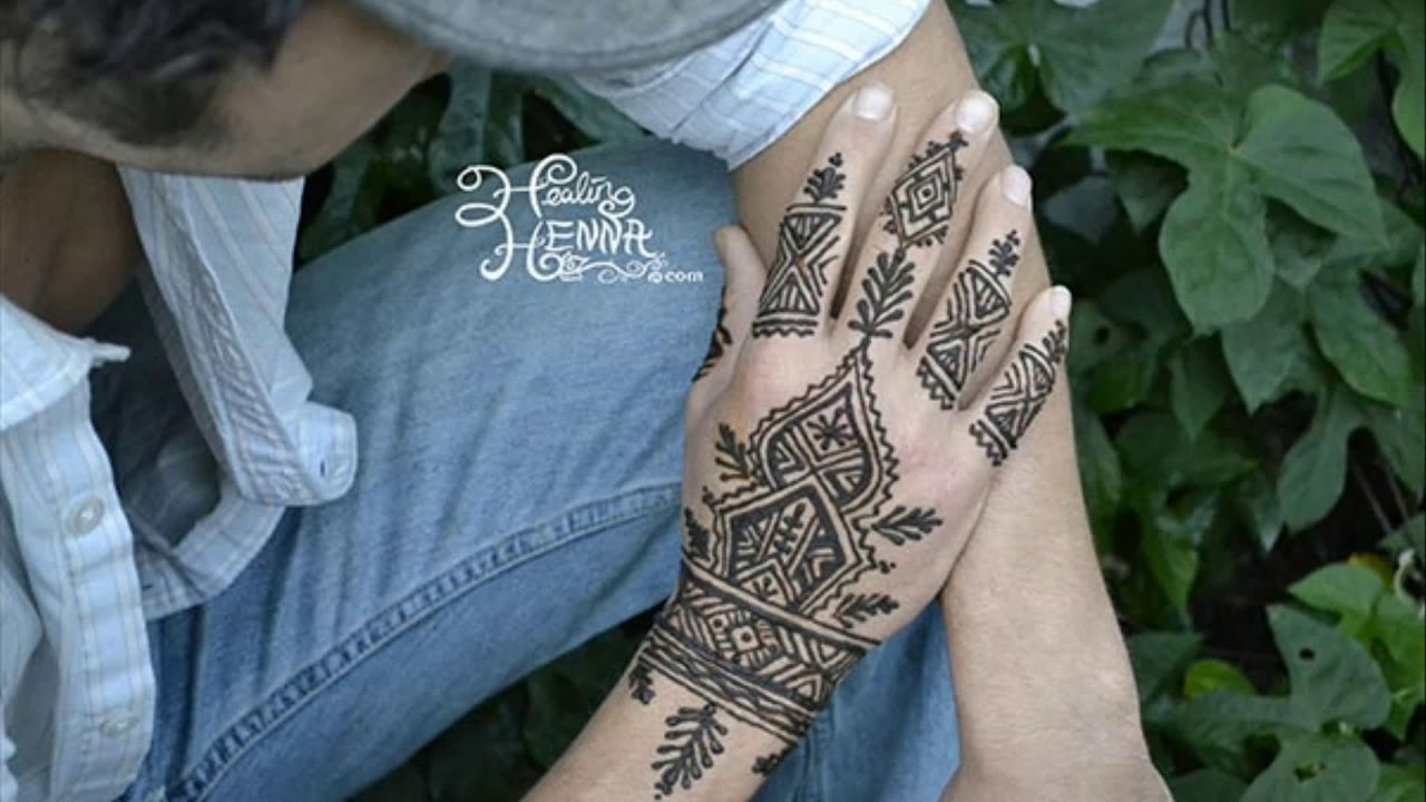 Henna Tattoo For Guys Youtube