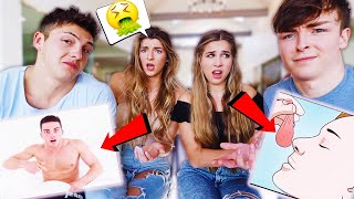 Download Girlfriends React To Things Guys DO But WON'T Admit.. Mp3 and Videos