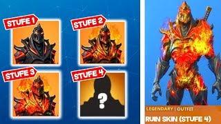 *NEW* Fortnite Ruin Skin STUFE 4 Skin Concept - Battle Royale