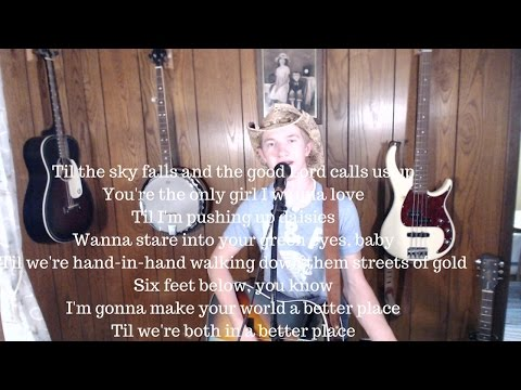 """Kane Brown """"Better Place"""" Cover By Isaac Cole"""