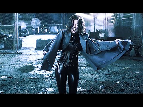 Gag Reel 'Underworld: Awakening' Behind The Scenes