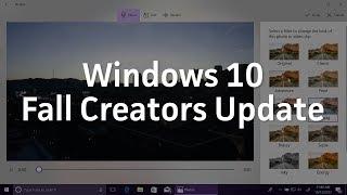 Windows 10 Fall Creators Update: My 5 Favorite Features
