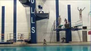University at Buffalo Swimming and Diving Harlem Shake