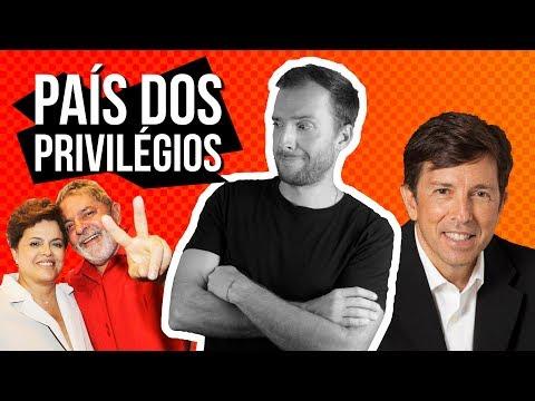 PAÍS DOS PRIVILÉGIOS, por João Amoêdo - Vinicius Poit