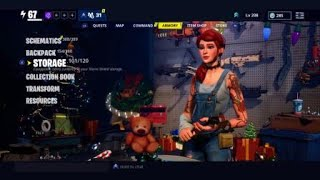 Fortnite save the world METAL DUPLICATION GLITCH VERY EASY!!!!!!!!
