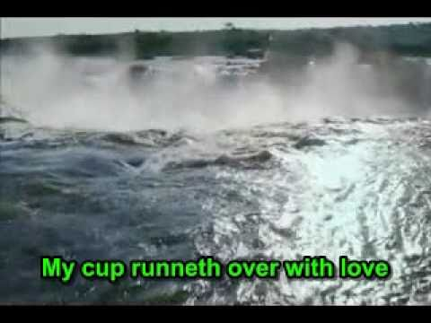 My Cup Runneth over with Love by Ed Ames (Lyrics)