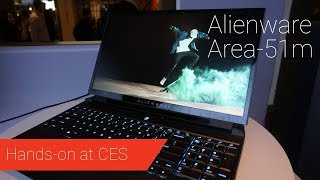 Alienware Area-51m: The most powerful gaming laptop at CES?