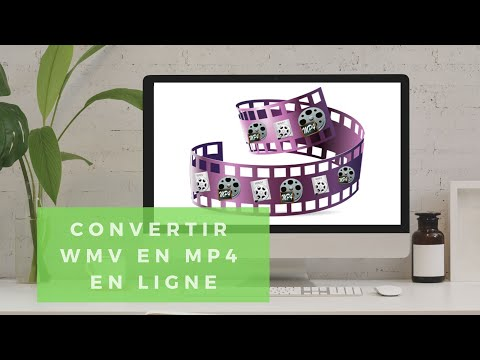 Comment convertir WMV en mp4 en ligne?