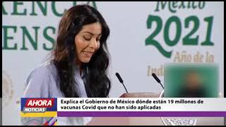 📺💻#AhoraNoticiasExpress  - 19:00 horas - 22 de julio de 2021