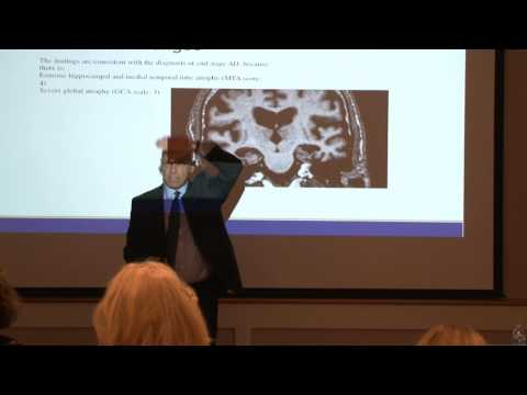 Dr. Bludau's Lecture on Alzheimer's Disease & Other Dementia's, Introduction by Barbara Trimble