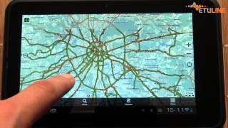Видеоуроки по Android. Урок 41.  Навигационные карты