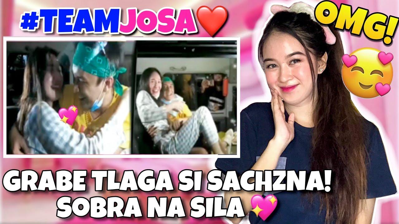Jomar Lovena SINURPISE SI MAMEY Sachzna Laparan Sobrang Goodvibes! TEAM JOSA (REACTION VIDEO)