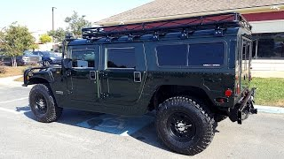 2001 AM General Hummer H1 Turbo Diesel Wagon - For Sale - Formula One imports Charlotte